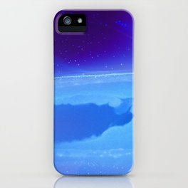 Dive Deep iPhone Case