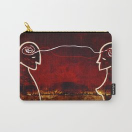 We're in this together Carry-All Pouch