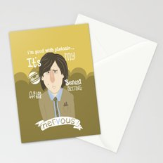 why watch (bored to death) Stationery Cards