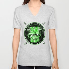 Electric Stein Unisex V-Neck