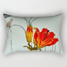 Lily and Callum Rectangular Pillow