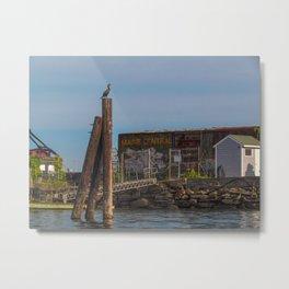 Maine Central Metal Print