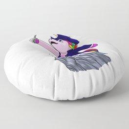 Unicorn Pirate Viking Novelty Halloween Floor Pillow