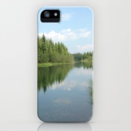 Alaskan Wild iPhone Case