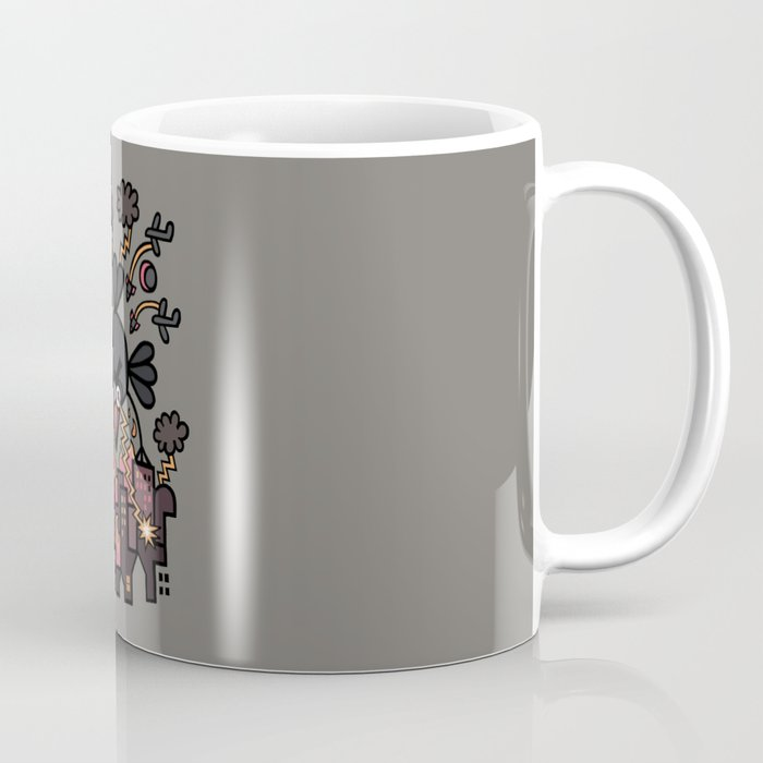 All is lost, hyperpoultry's wrath prevails Coffee Mug