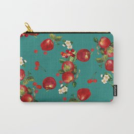cherries and apples Carry-All Pouch