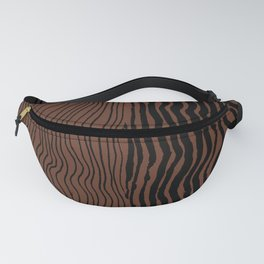 Abstract Reflection Fanny Pack