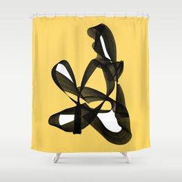 Folding Shower Curtain