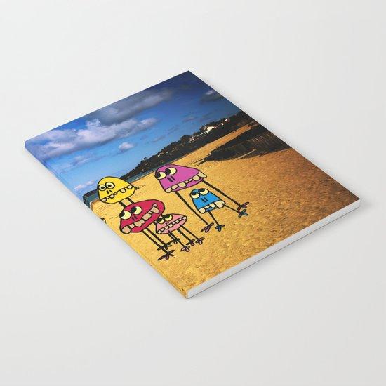- family sea - Notebook
