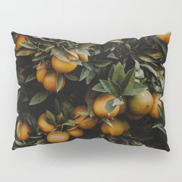 Wild Oranges Pillow Sham
