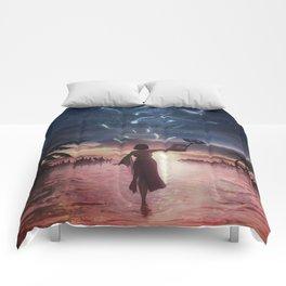 The sending Comforters