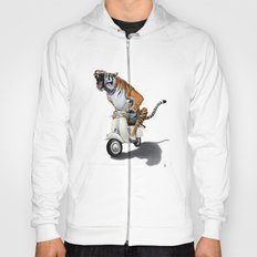 Rooooaaar! (Wordless) Hoody