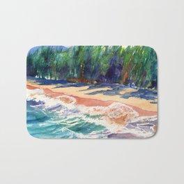Kauai North Shore Beach 2 Bath Mat