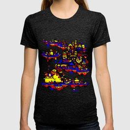 Slug City T-shirt