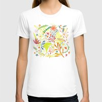 tropical T-shirts featuring Tropical by Nic Squirrell