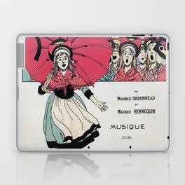 The Little Thumbelina 1891 Laptop & iPad Skin