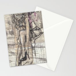 Song of Love Stationery Cards