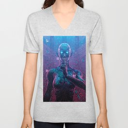 Artificial Secrets Unisex V-Neck