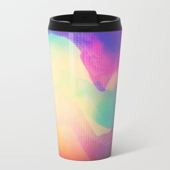 Glitch 13 Metal Travel Mug