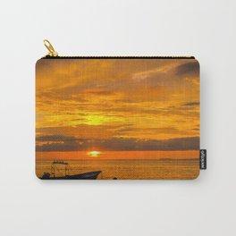 Puerto Vallarta sunset. Carry-All Pouch