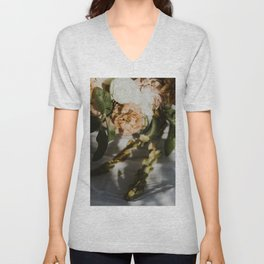 In The Mood For Romance - Fall Unisex V-Neck