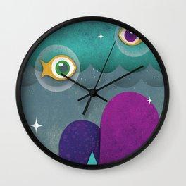 Lakeshore Drive #3 Wall Clock