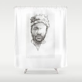 DONALD Shower Curtain
