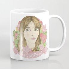 ¿eres normal? Mug