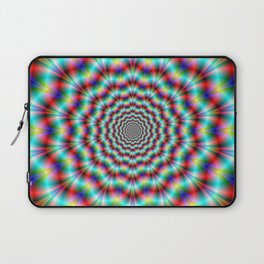 Spider's on Acid Laptop Sleeve