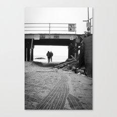 Sandy #1 Canvas Print