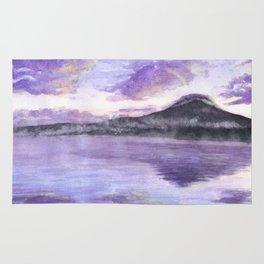 Mount Fuji Rug