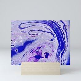 The Waiting Man Mini Art Print