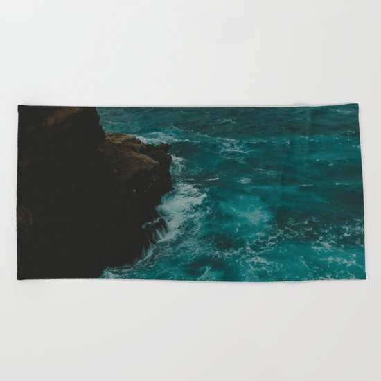 Big Sur Coastal Beach Towel