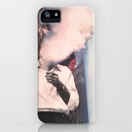 smokin' hawt iPhone Case