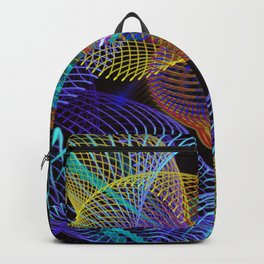 Geo Lines Backpack