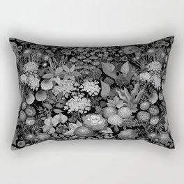 Haunted Garden Rectangular Pillow