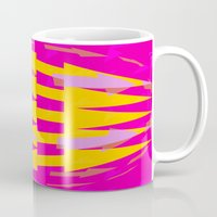 arrows Mugs featuring ARROWS by Latidra Washington