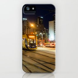 Gold Coast Light Rail iPhone Case