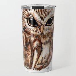 Wise 'Ole Owl Travel Mug