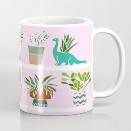 Shelfie cactus print Coffee Mug