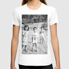 Kids_Borneo T-shirt