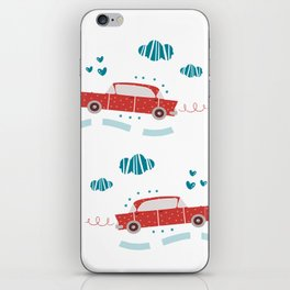 A ride iPhone Skin