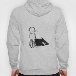 A Wolf In Sheep Clothing Hoody