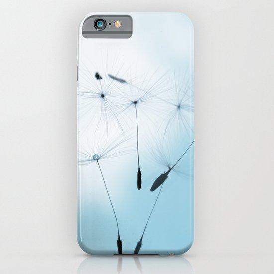 dandelion sky iPhone & iPod Case