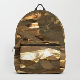 Golden Foil Backpack