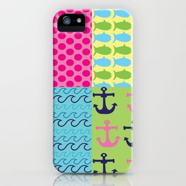 Summertime by Meredith Nowak iPhone Case