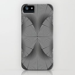 When No One Else is Around iPhone Case