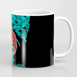 Alien Xray Coffee Mug