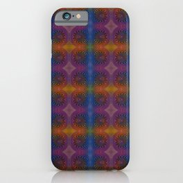 Tryptile 47c (Repeating 2) iPhone Case