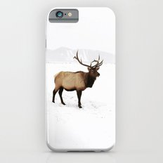 Standing Elk in Jackson Hole, Wyoming Slim Case iPhone 6s